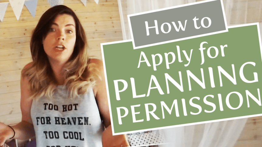 How to apply for planning permission for your shed