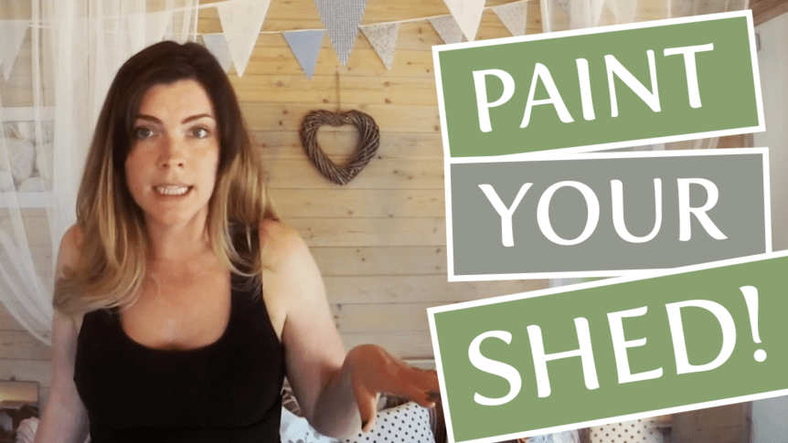 How Painting Your Shed Will Help Your Shed Last Longer