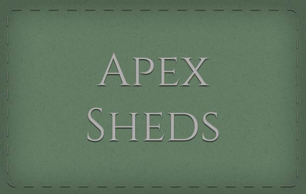 Apex sheds page link