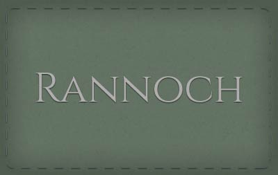 Rannoch Summer House page link