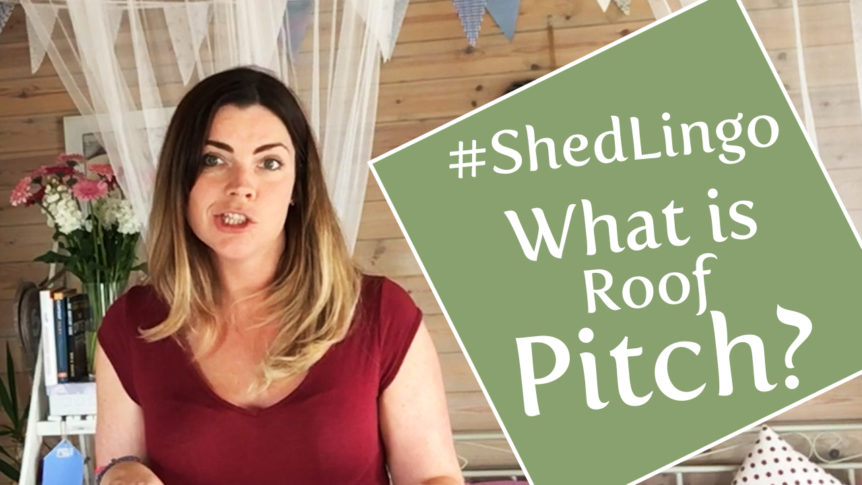 What Does Roof Pitch Mean?