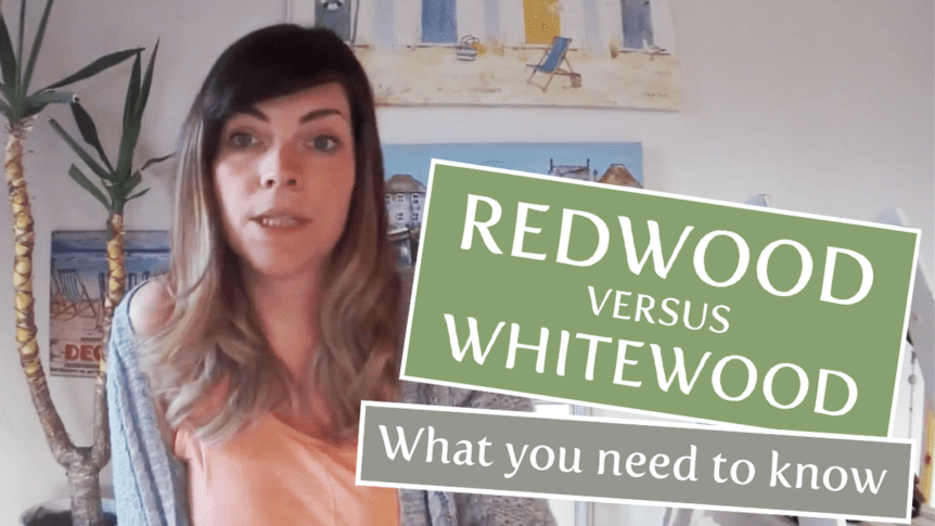 Whitewood vs Redwood: What timber should I look for in a shed?