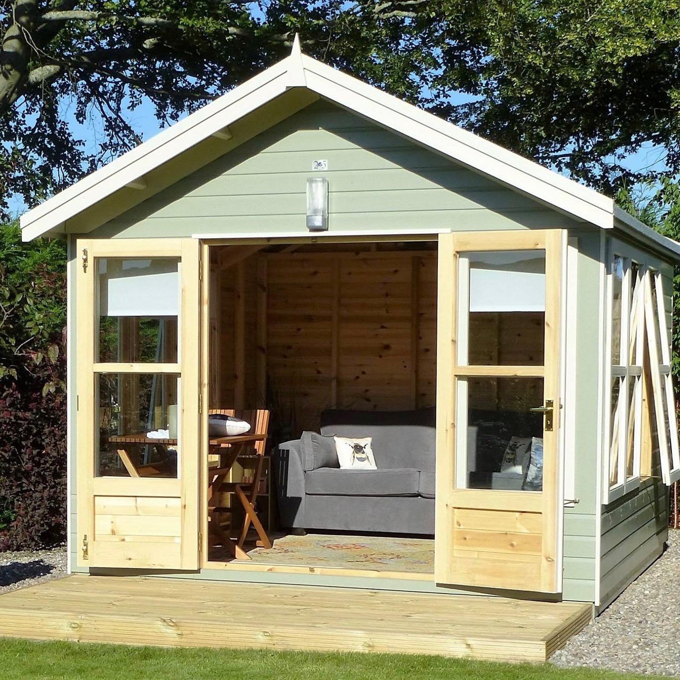 Rannoch Summerhouse - Gillies and Mackay