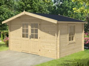 Tuin Log Cabin