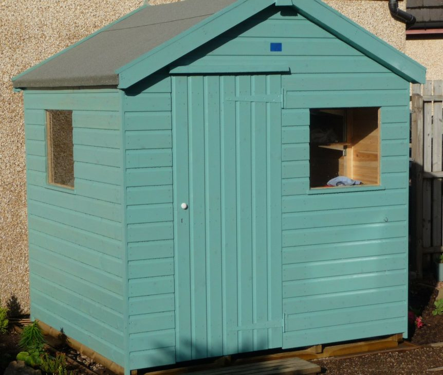 Garden Sheds Dundee Top 3 blog feature image