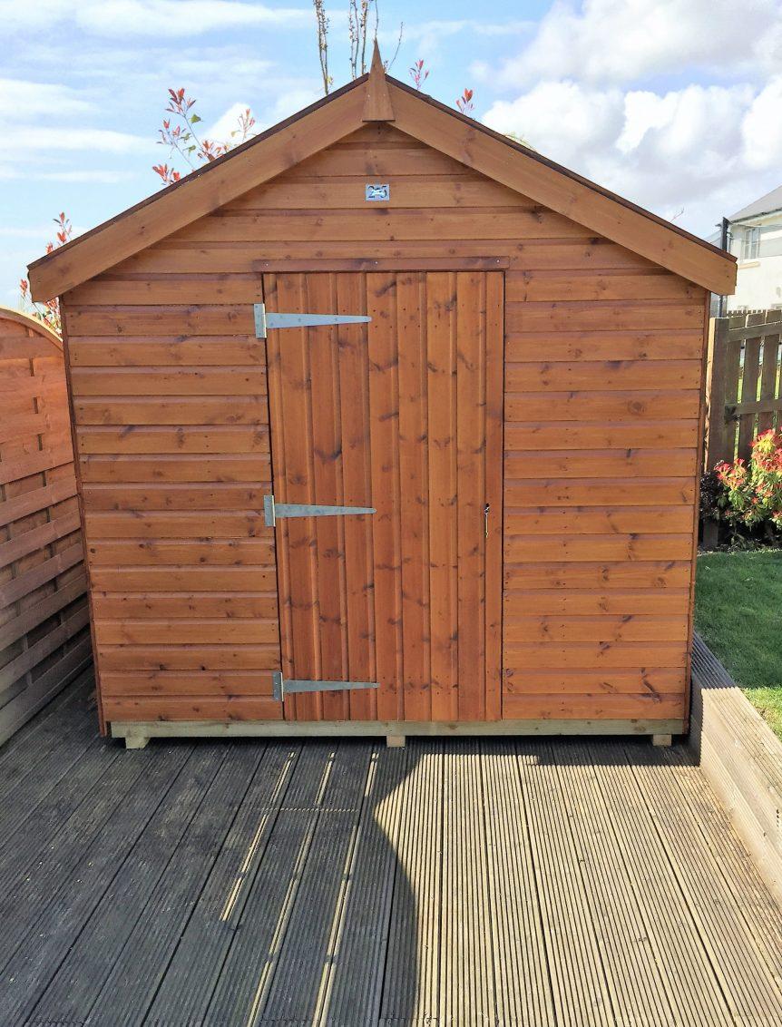 Garden Sheds Fife: Top 4 Suppliers