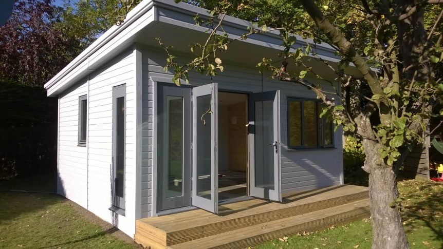 Blog feature image for Garden Rooms: Do I need Planning Permission and/or Building Control