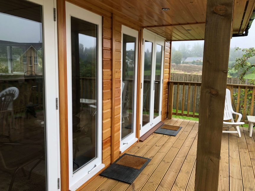 Garden Room Maintenance 3 Top Tips blog feature image