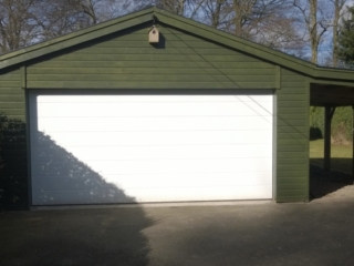 What kind of base do you need for a Garage blog feature image