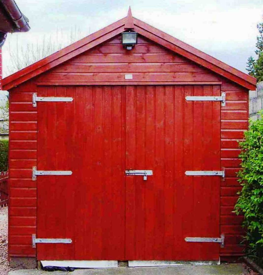 Timber Garages Scotland - Top 4 Suppliers