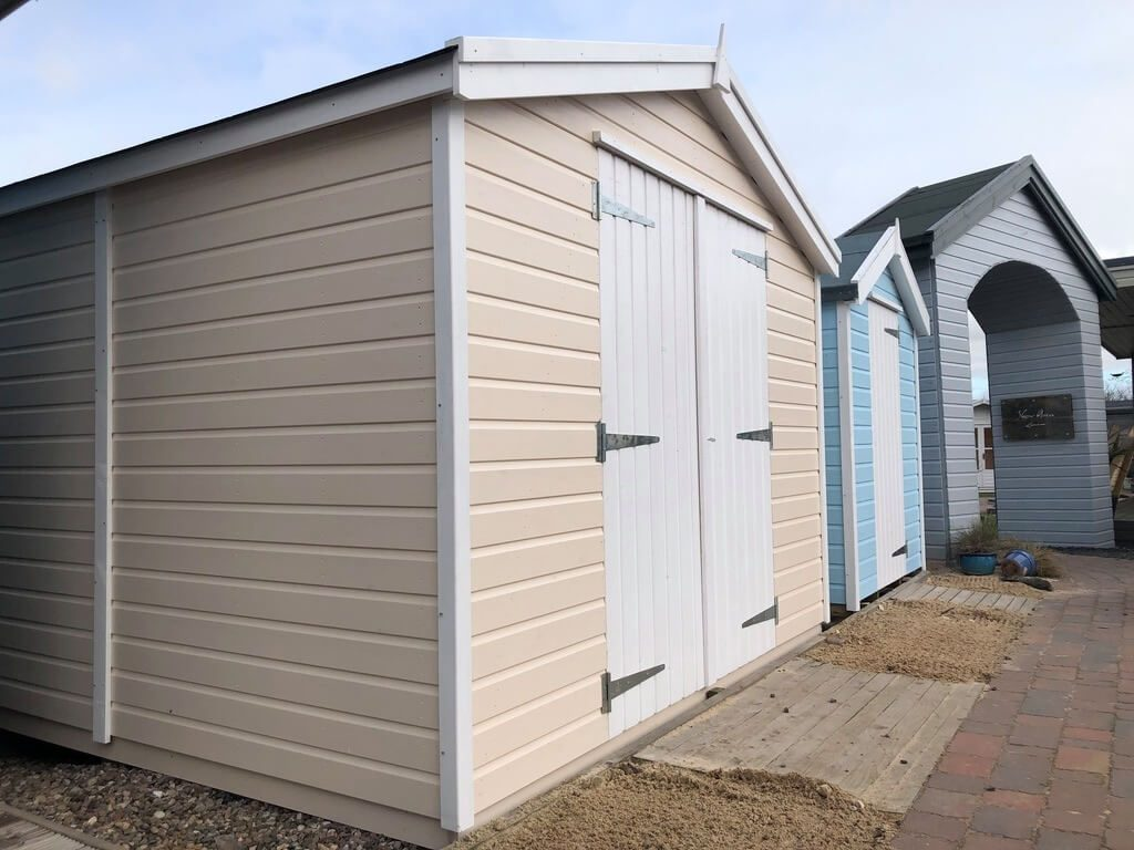 Shed Double Doors