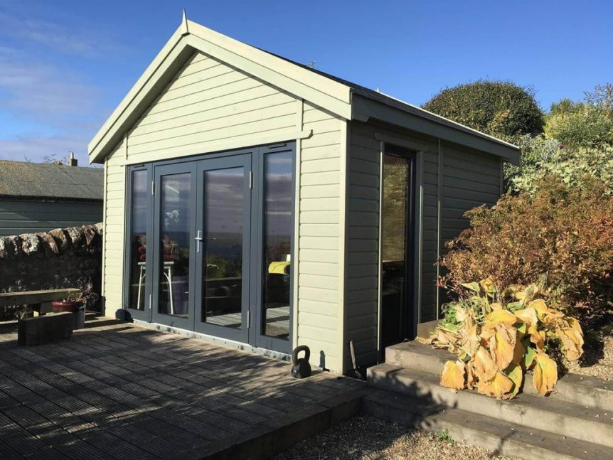 How much does a small Garden Room cost - blog feature image
