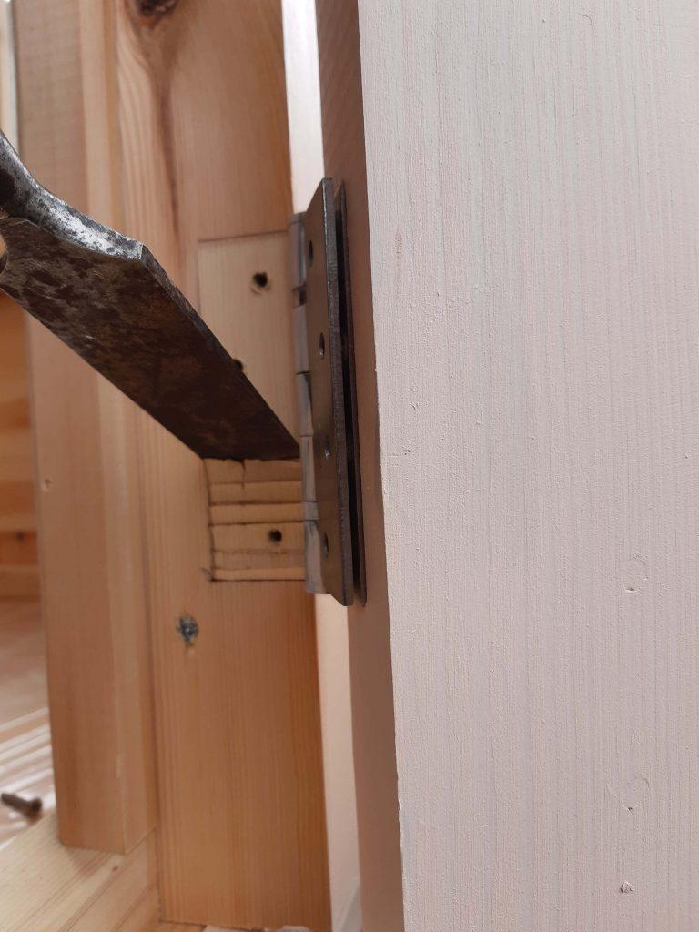 Chisel Summerhouse Doors